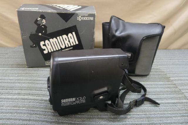 サムライフィルムカメラの画像