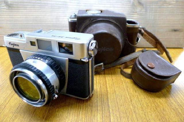フジカのフィルムカメラの画像