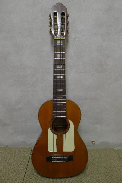 ミニガットギターの画像