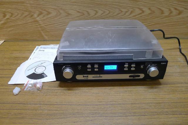 レコード用デジタル変換機の画像