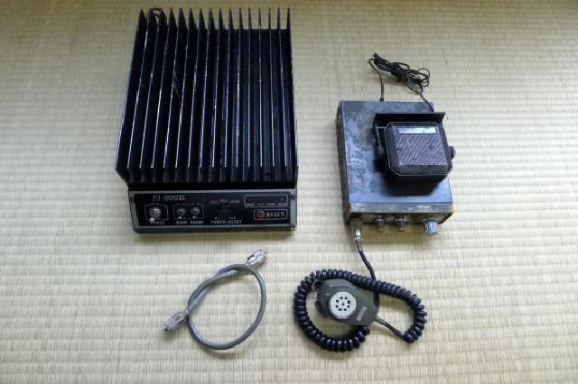無線機セットの画像