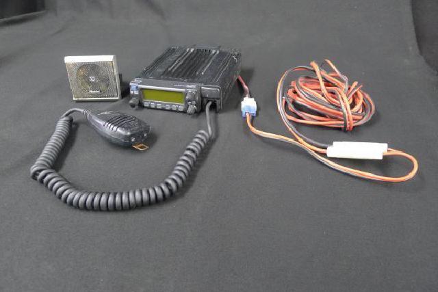 アマチュア無線機セットの画像