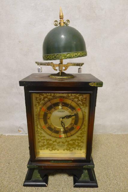 トランジスタ置時計の画像