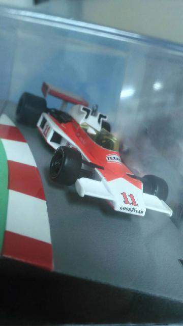 マクラーレンのミニカーの画像