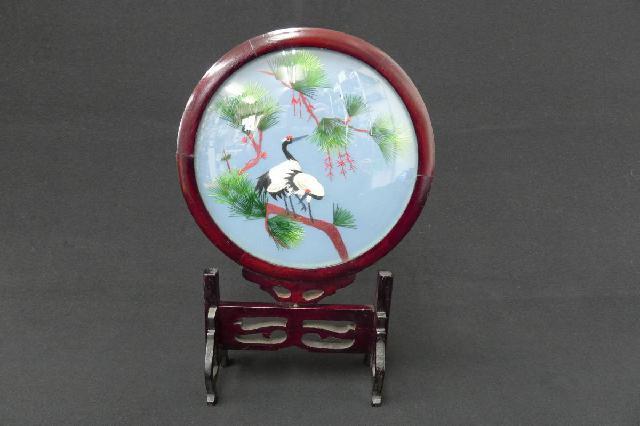 蘇州シルク置物の画像