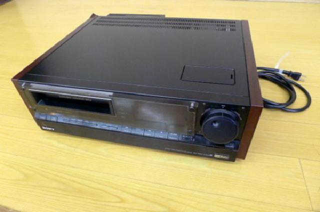 SONYビデオカセットレコーダーの画像