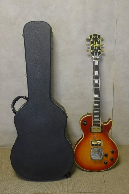 バーニーのエレキギターの画像