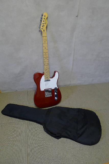 テレキャスターvintageエレキギターの画像
