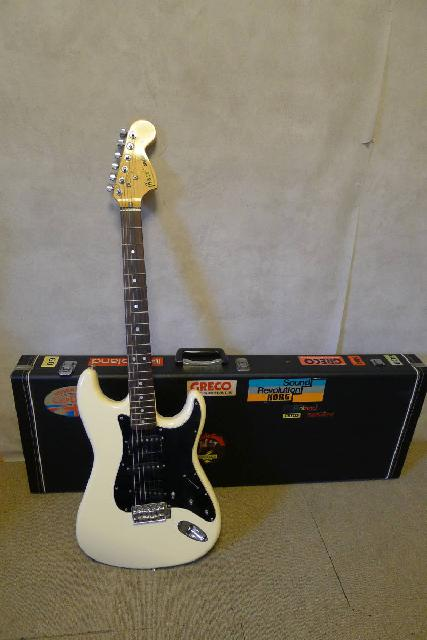 GRECOのエレキギターの画像