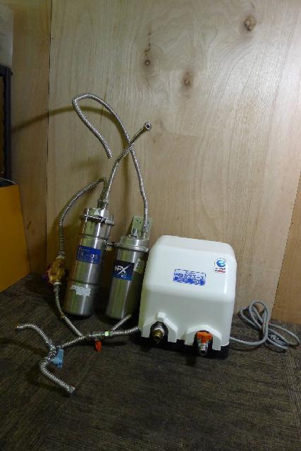 メイスイの浄水器