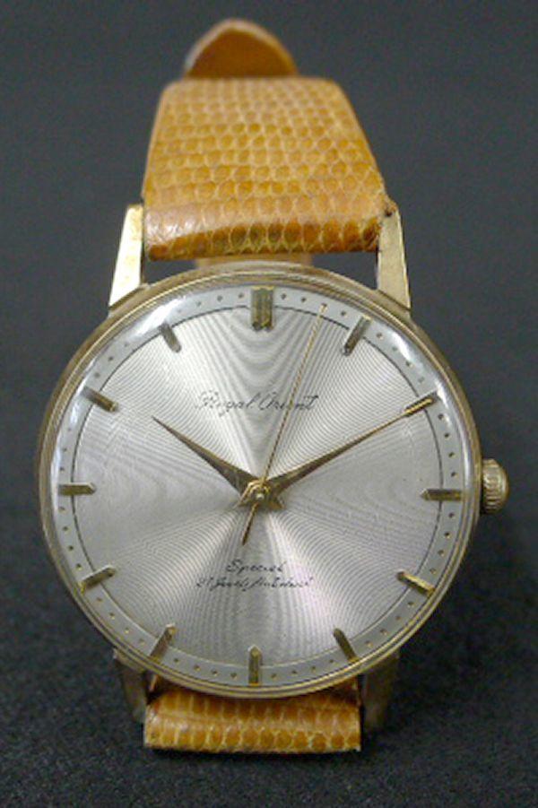 ロイヤルオリエントの腕時計写真